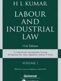 Labour & Industrial Law