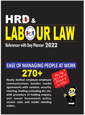 HRD & Labour Law Referencer 2021